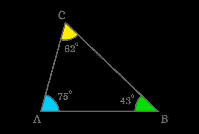 Acute triangle | Acute angled triangle