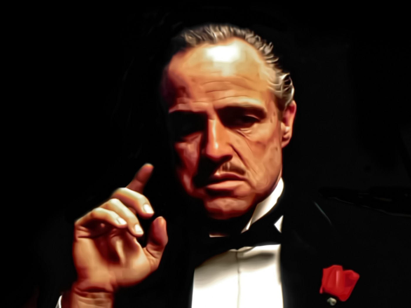 "Create meme ""the godfather , vito corleone , Corleone ..."