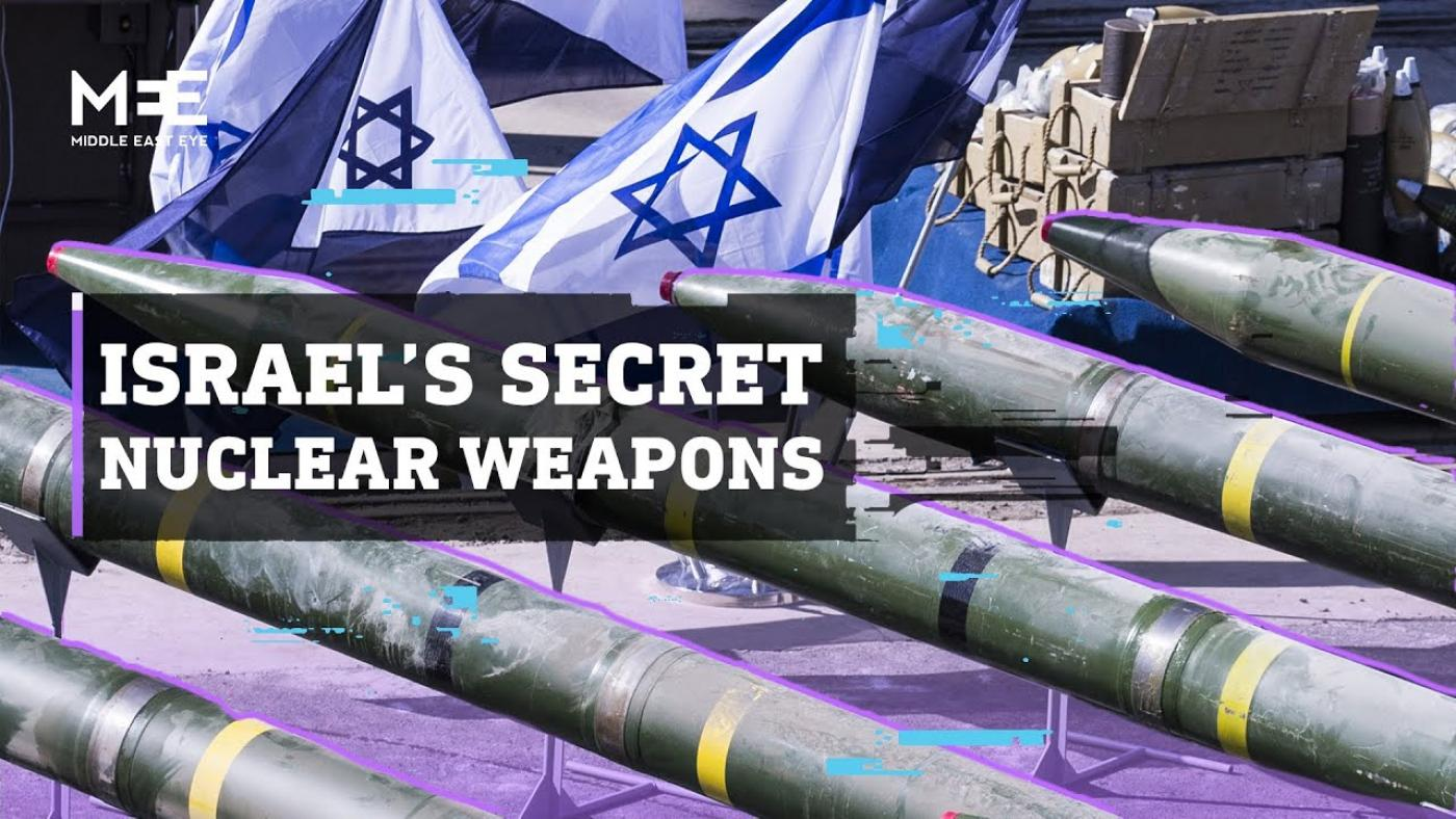 Israel's nuclear weapons: What you need to know   Middle ...