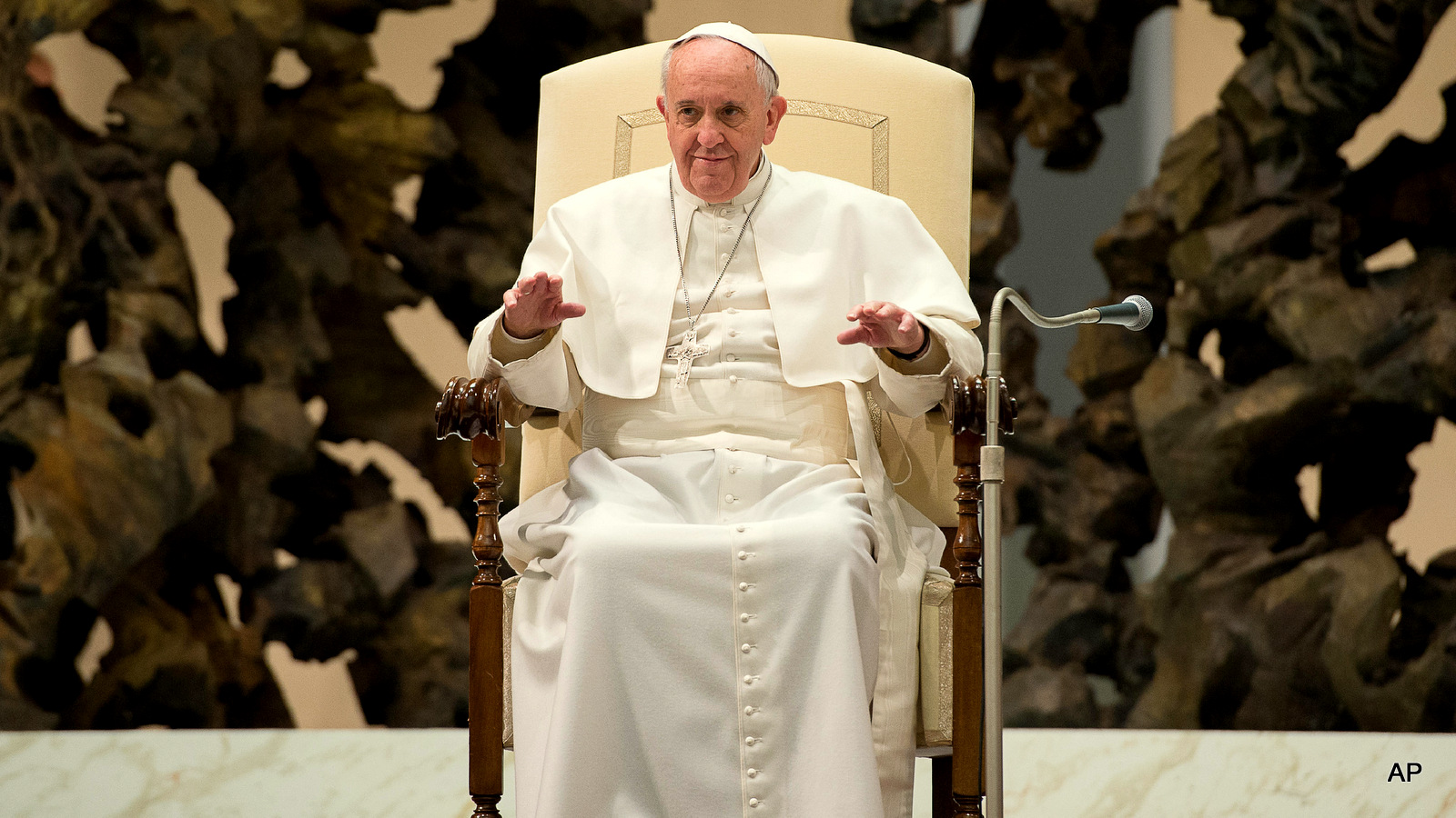 Vatican Caught Using Charity Donations To Cover Budget Shortfalls…