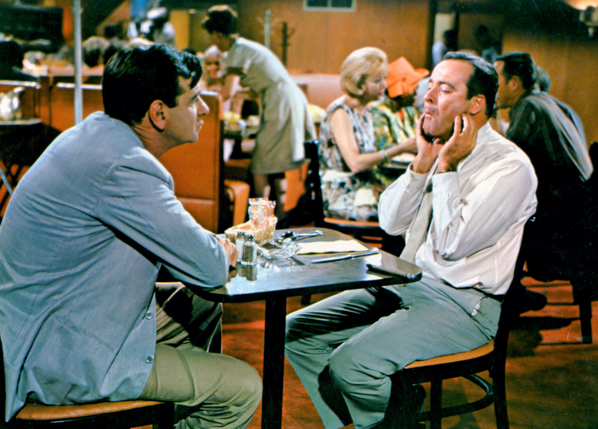 The Odd Couple. 1968. Directed by Gene Saks | MoMA