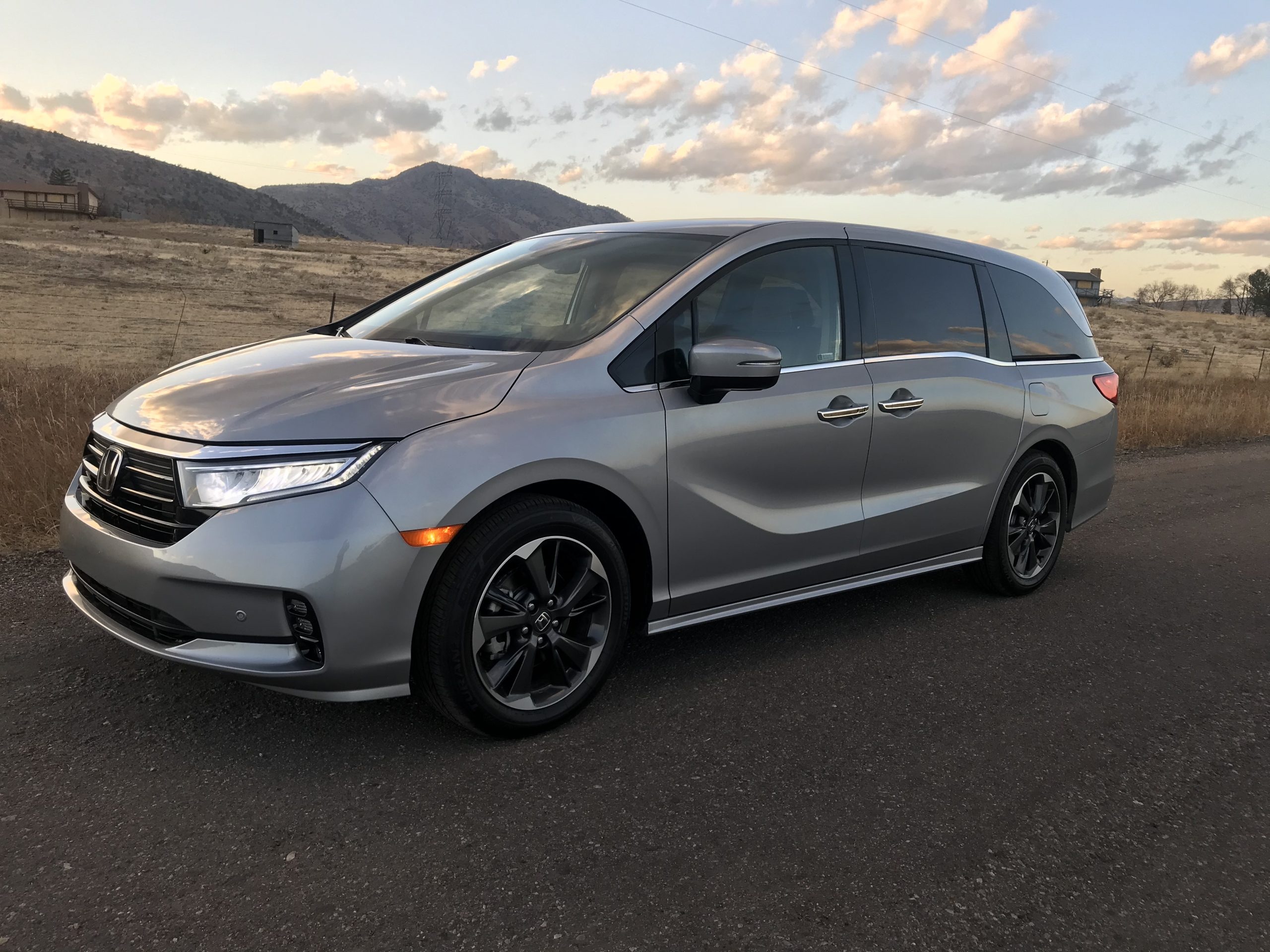 5 Reasons the 2021 Honda Odyssey Works Well For Single ...
