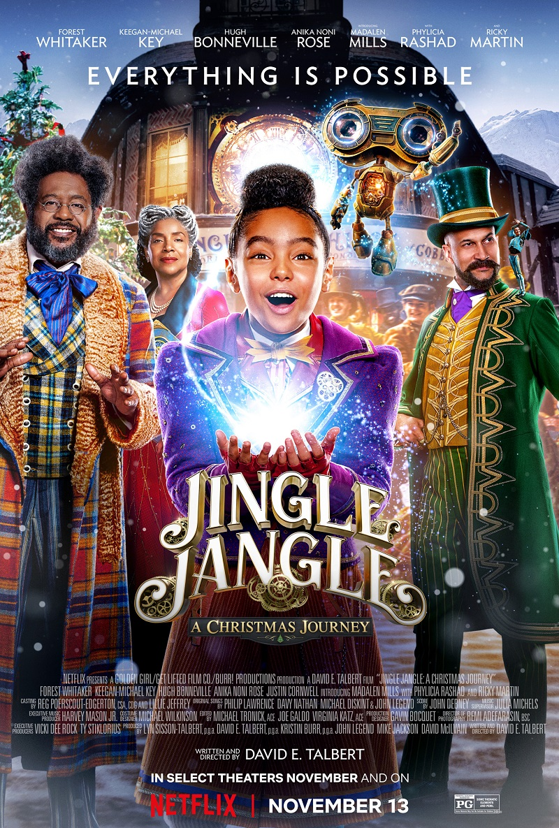 5 Lesson Kids will learn from Jingle Jangle: A Christmas ...