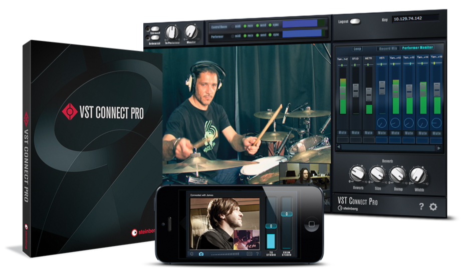 Steinberg VST Connect Pro Review - MusicTech
