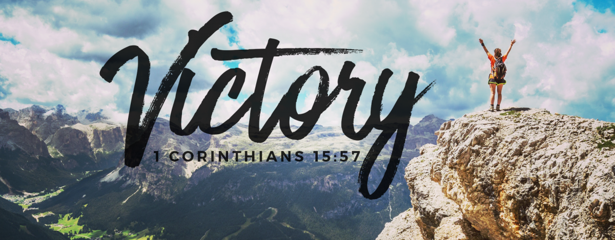 Victory in Jesus - Encourager Church