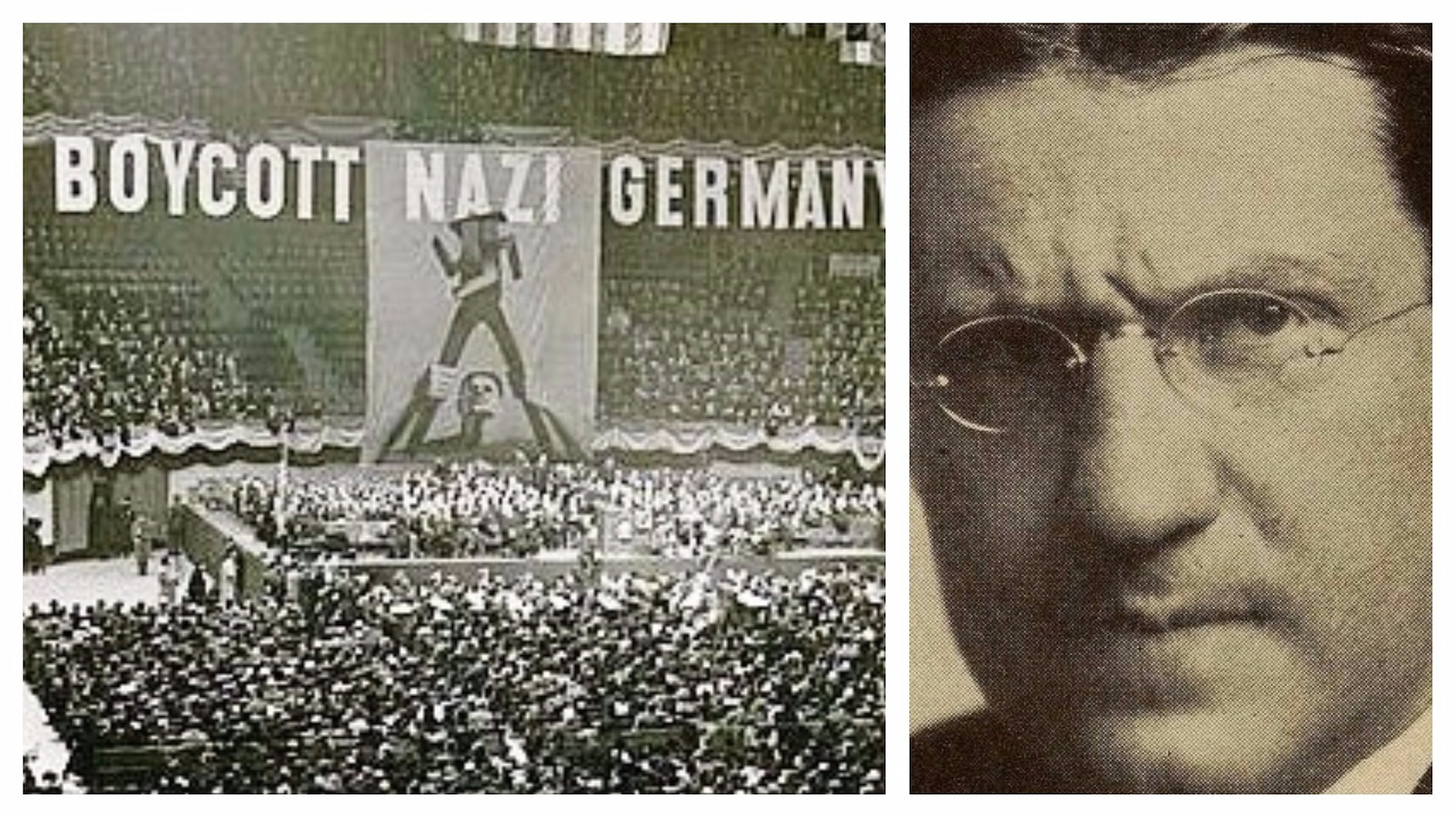 The Anti-Nazi Boycott of 1933 | My Jewish Learning