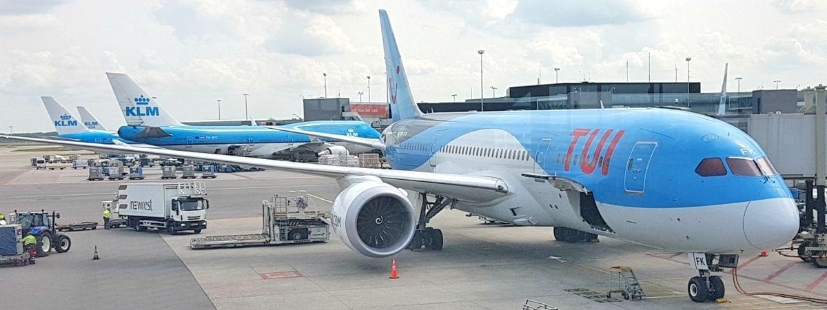 Vliegen naar Curacao - vergelijk KLM en TUI bij vertrek ...