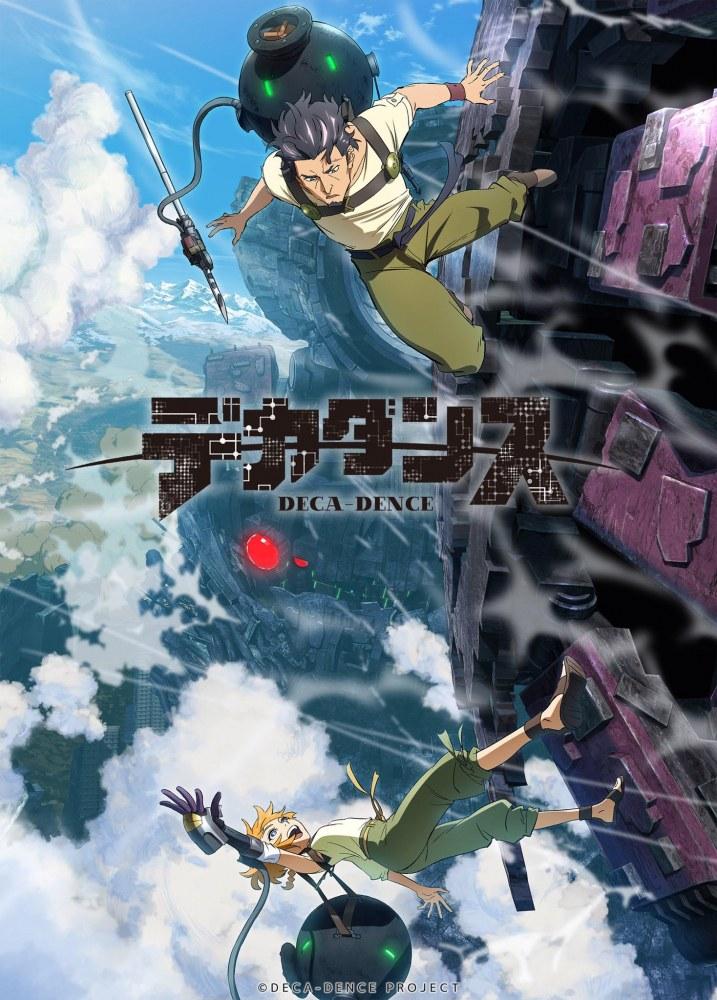 'Deca-Dence' Director 'Tachikawa Yuzuru' Answers Fans' Questions on Funimation's Subreddit AMA