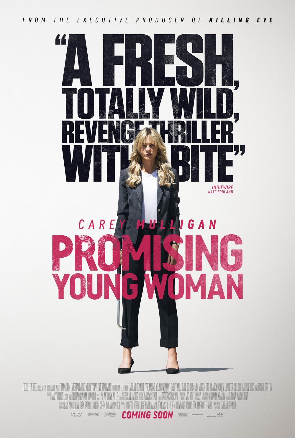Promising Young Woman DVD Release Date | Redbox, Netflix, iTunes, Amazon