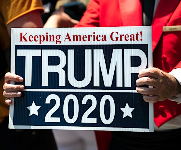 87% Of Participants At Goldman Conference Say Trump Will Get Re-elected…