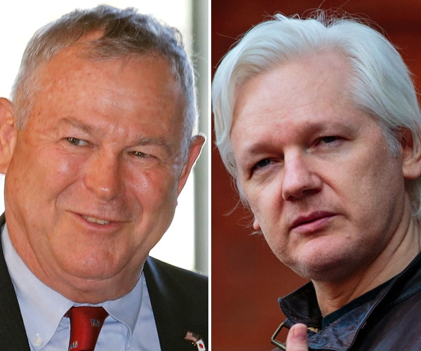 Dana Rohrabacher has released a statement in response to todays fake news coverage about his meetings with Assange…