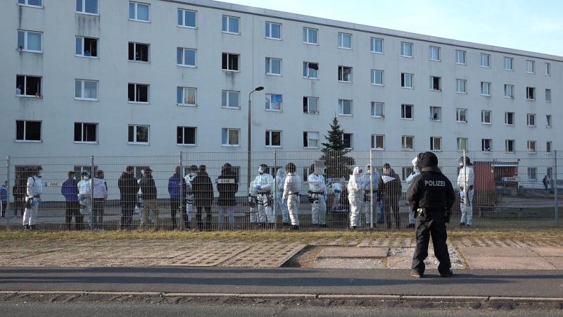 Permanent Police Presence Ordered for German Asylum Center ...