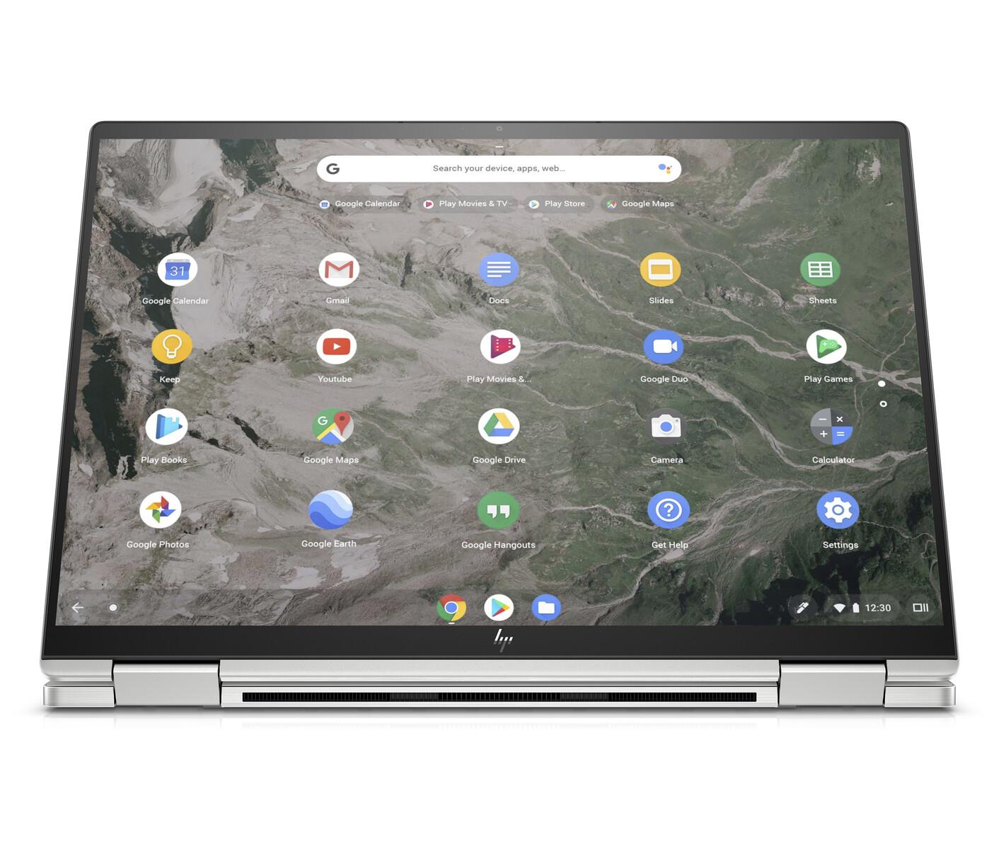 Upcoming HP Elite c1030 Chromebook will be like the Google ...