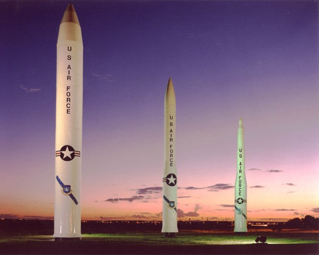 The Next Generations: Minuteman II and III (U.S. National ...