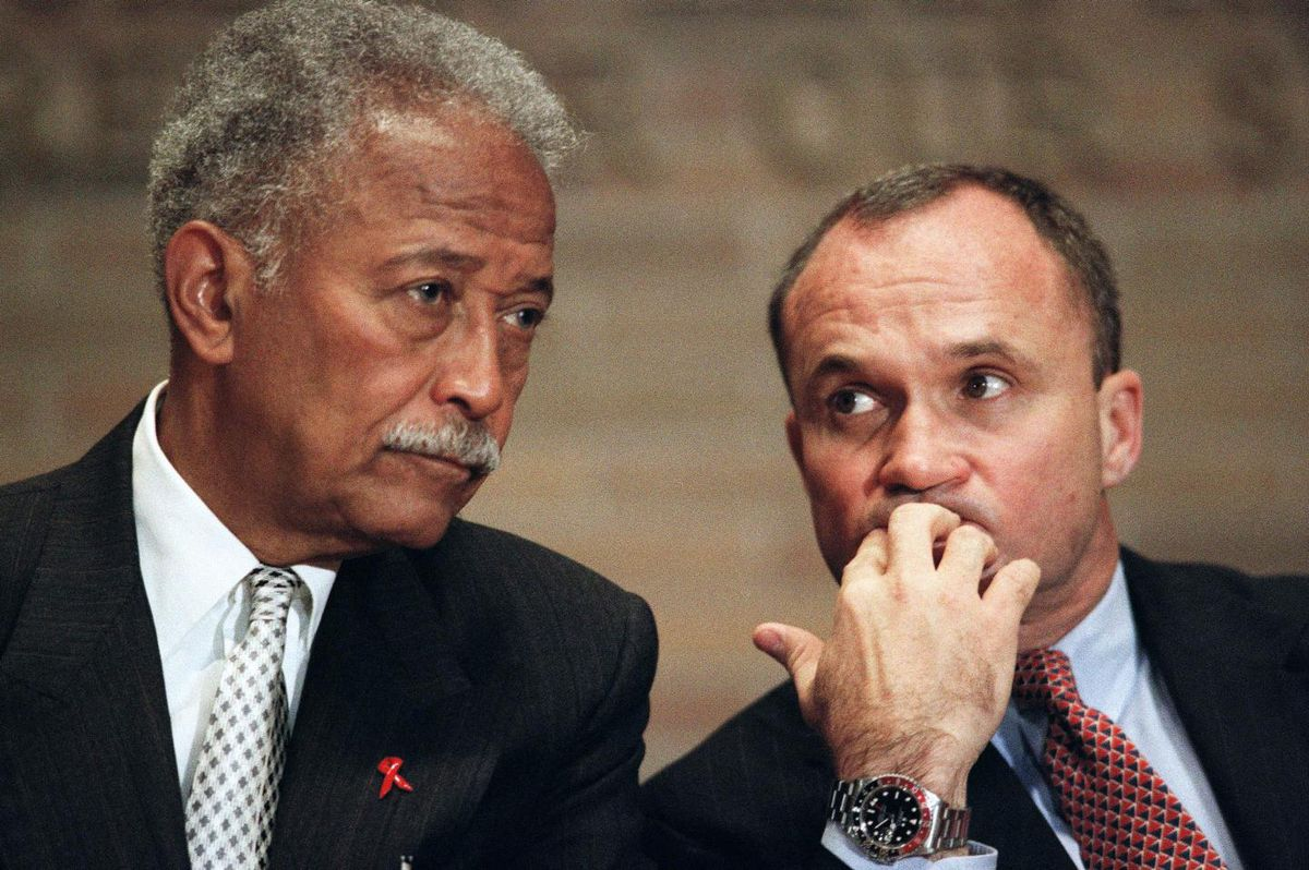 Yes, David Dinkins was a criminal justice pioneer: Hillary ...
