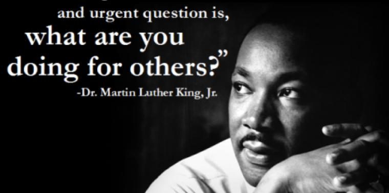 Celebrating the Legacy of Rev. Dr. Martin Luther King, Jr ...