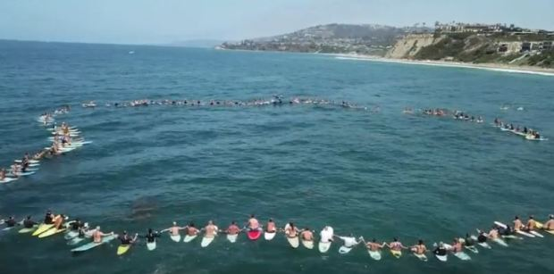 Surfer who died at Doheny State Beach remembered as 'a beautiful person' at paddle-out memorial ...