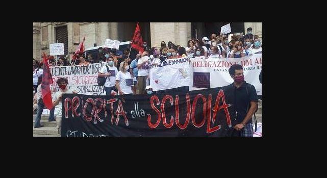 Sciopero scuola venerdì 25 settembre e manifestazione a Genova