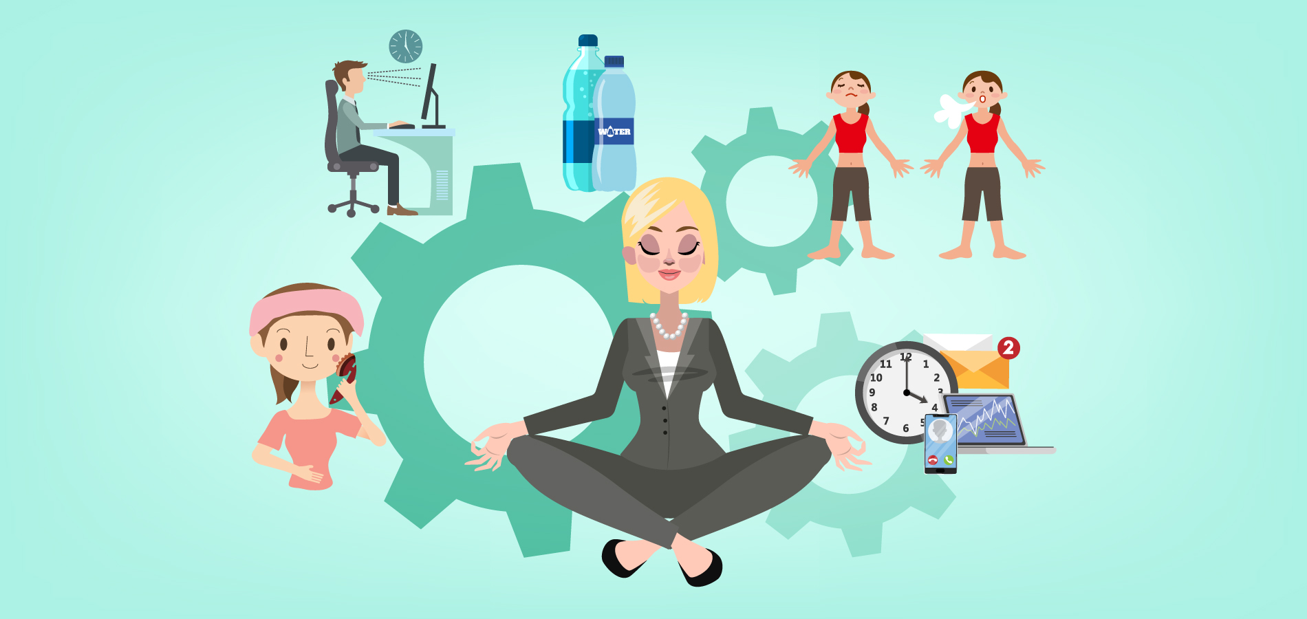 Top 6 Workplace Wellness Tips for a Small Business to ...