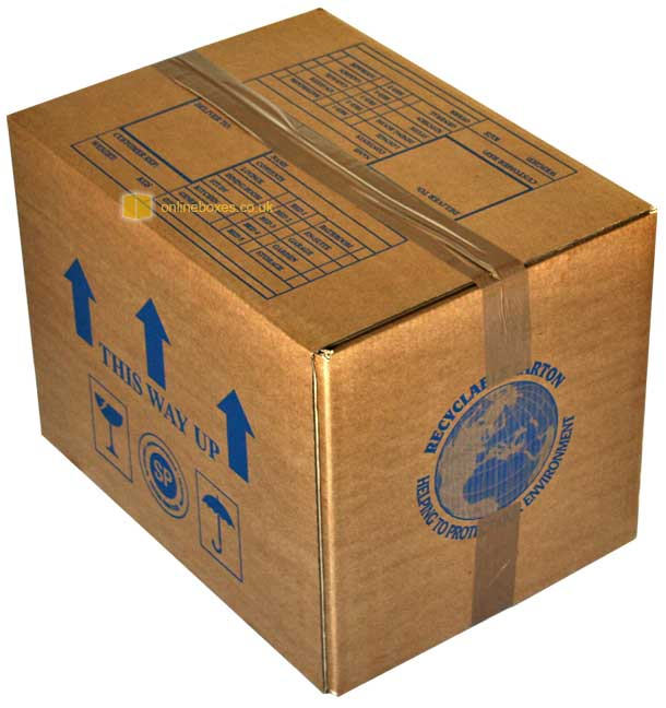 Book Boxes For Books For Moving House Packing Storage UK