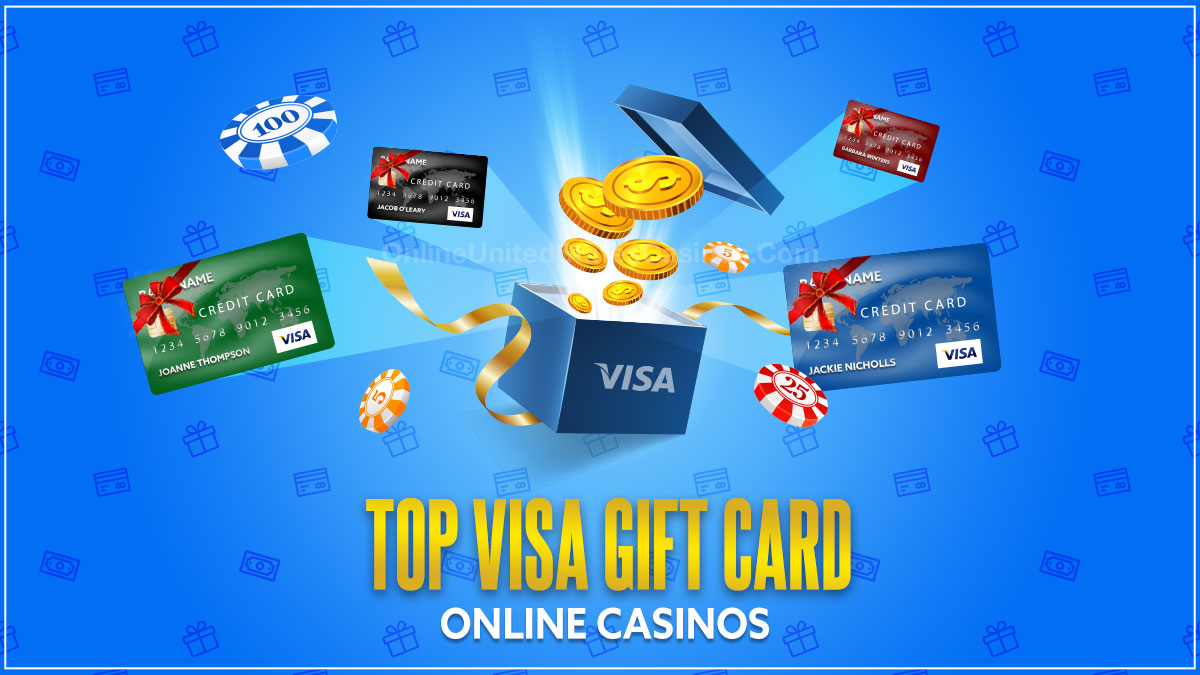 Visa Gift Card Online Casinos   The Gift That Keeps On Giving