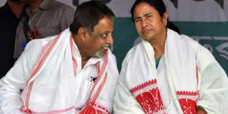 Jolt for BJP as vice-president Mukul Roy leaves for ...