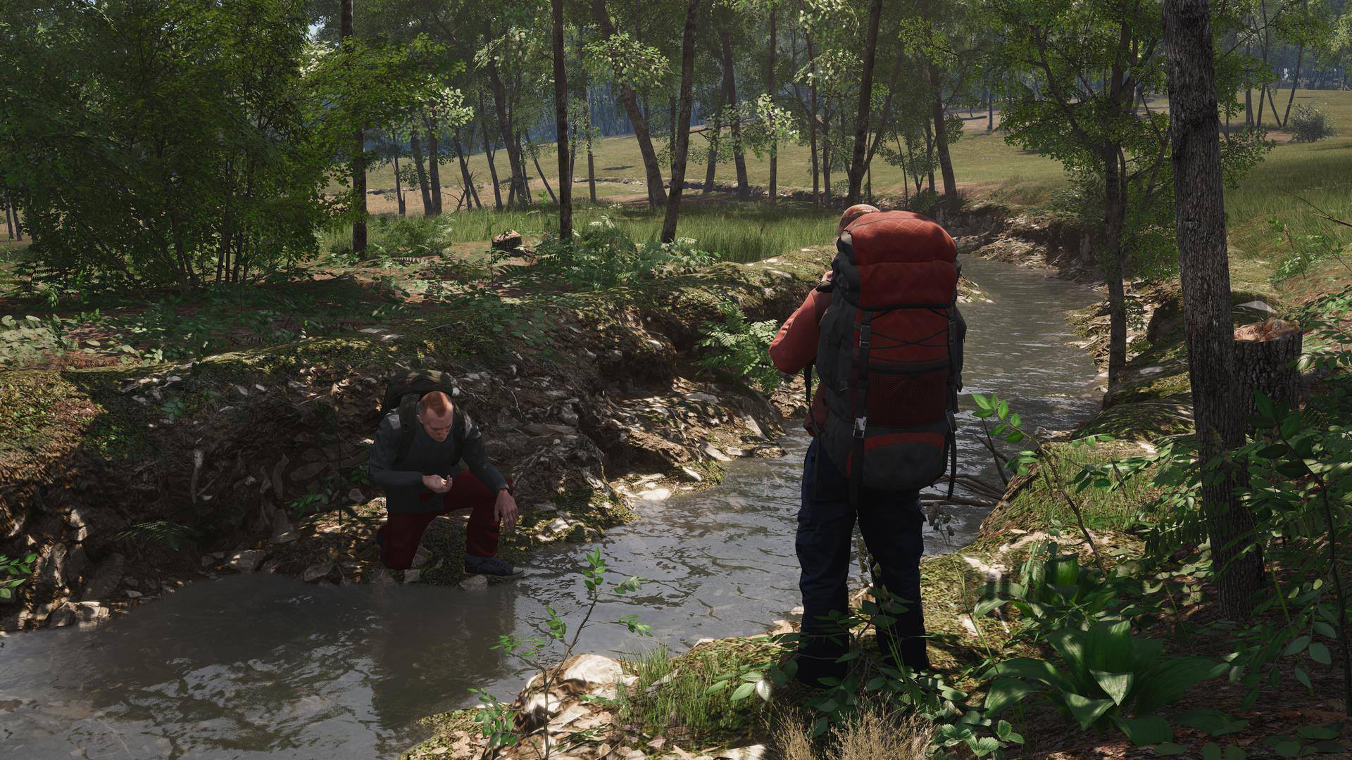 Making it in Unreal: SCUM is a survival game that tracks your metabolism | PCGamesN