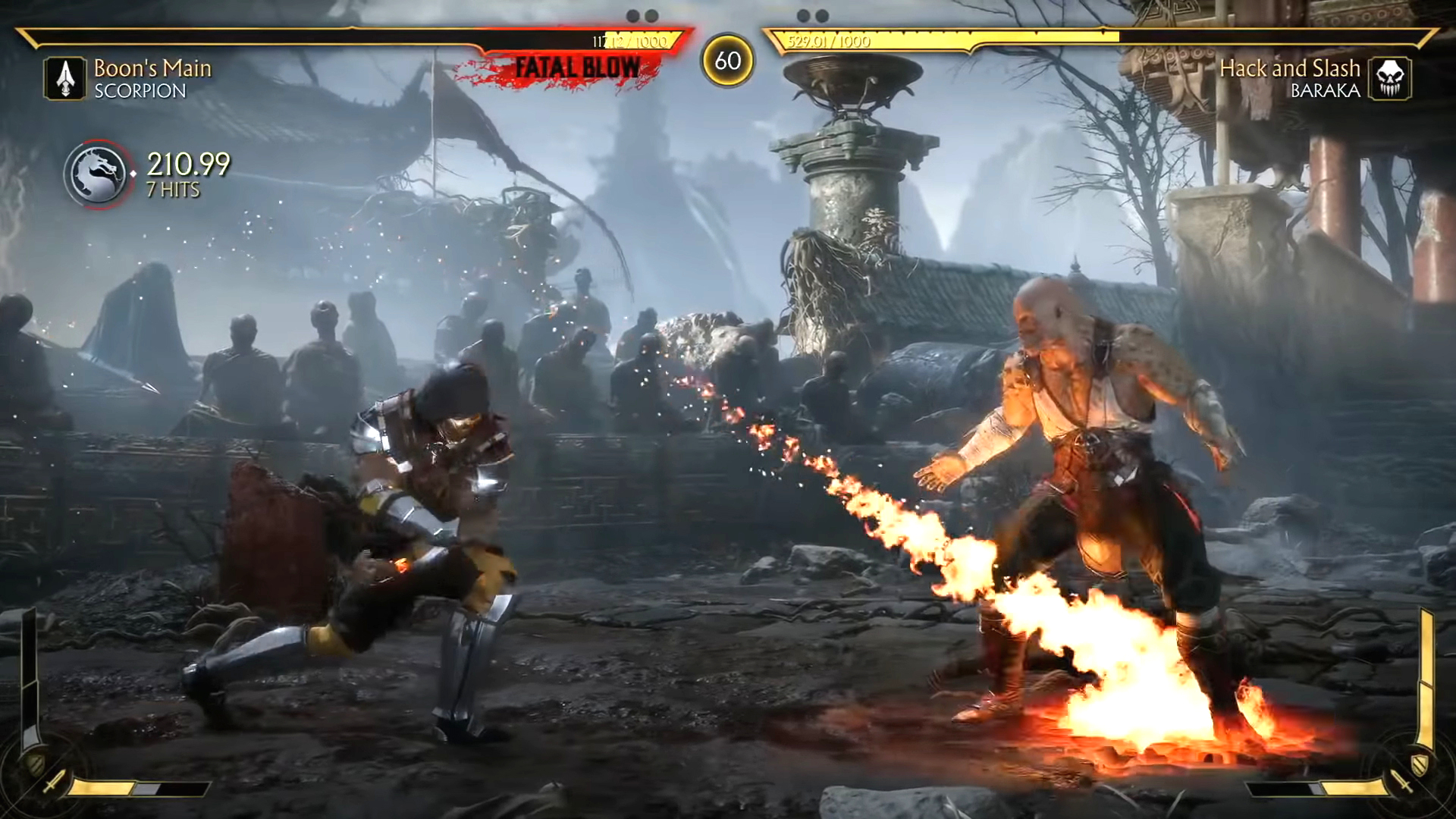 Mortal Kombat 11 is a methodical gorefest for everyone ...