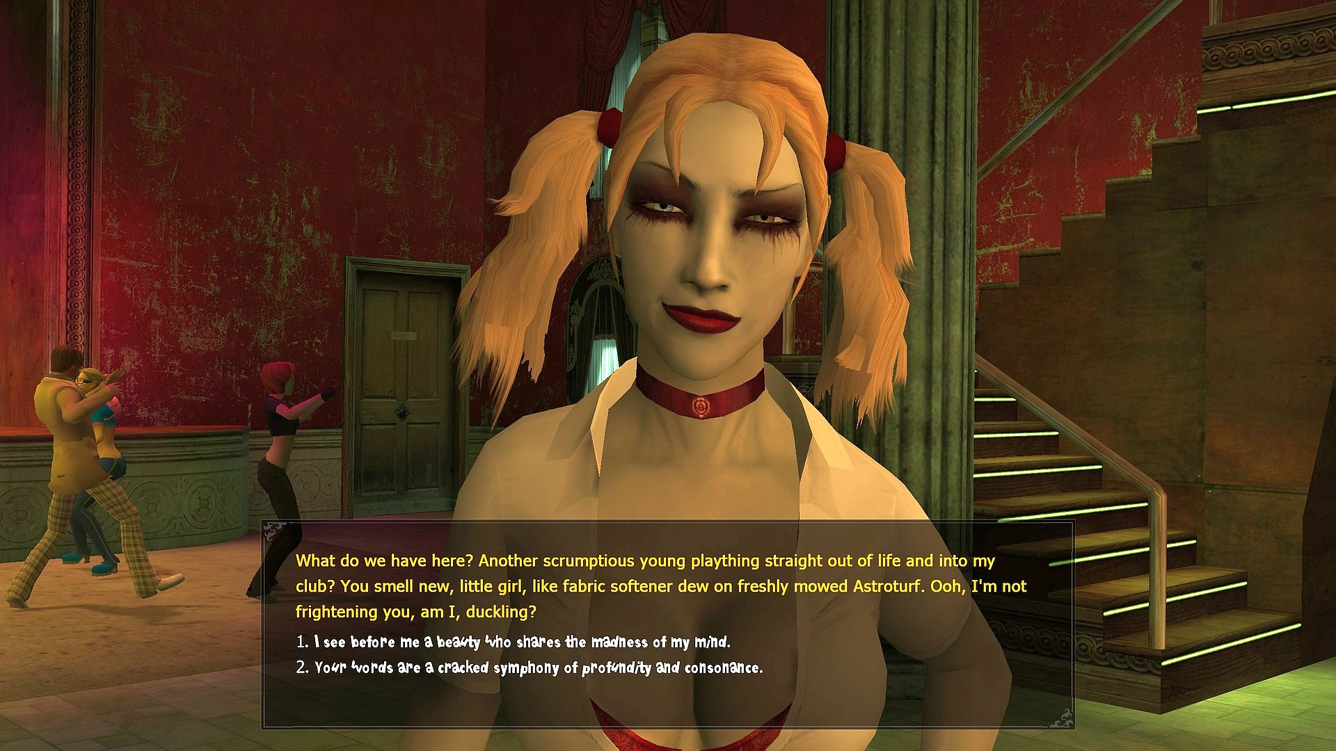 Vampire: The Masquerade - Bloodlines 2 must do justice to ...