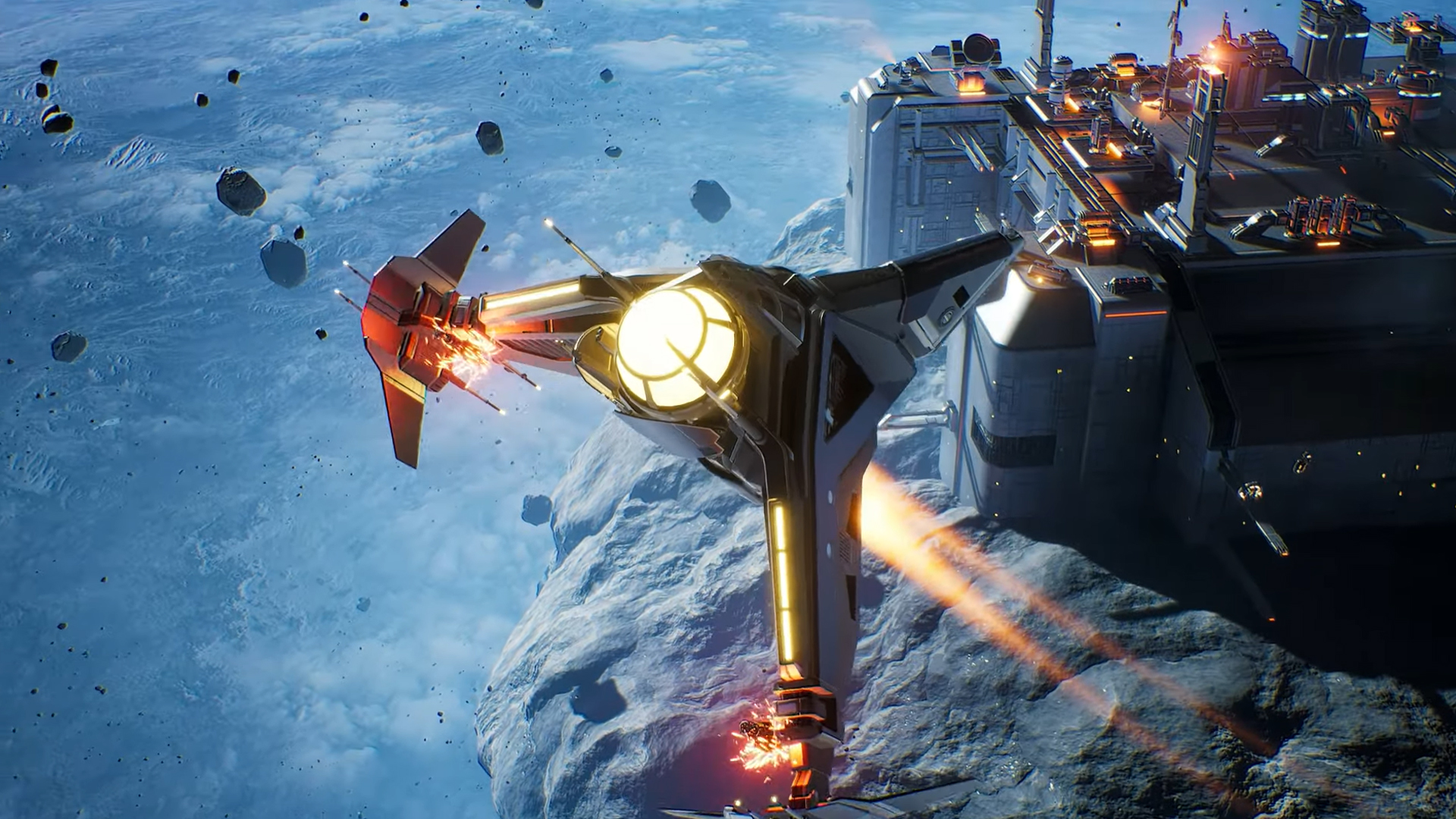 "Everspace 2 ""will launch on Steam first, no matter what"" 