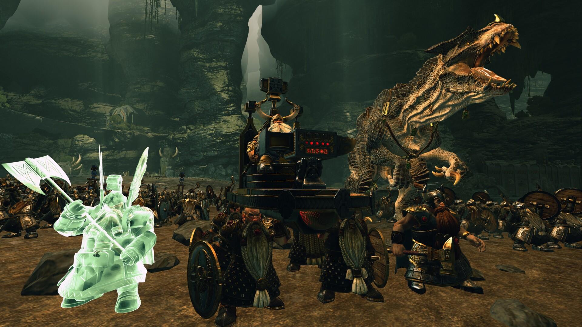 Total War: Warhammer II -- Thorek Ironbrow Artifact Vault guide