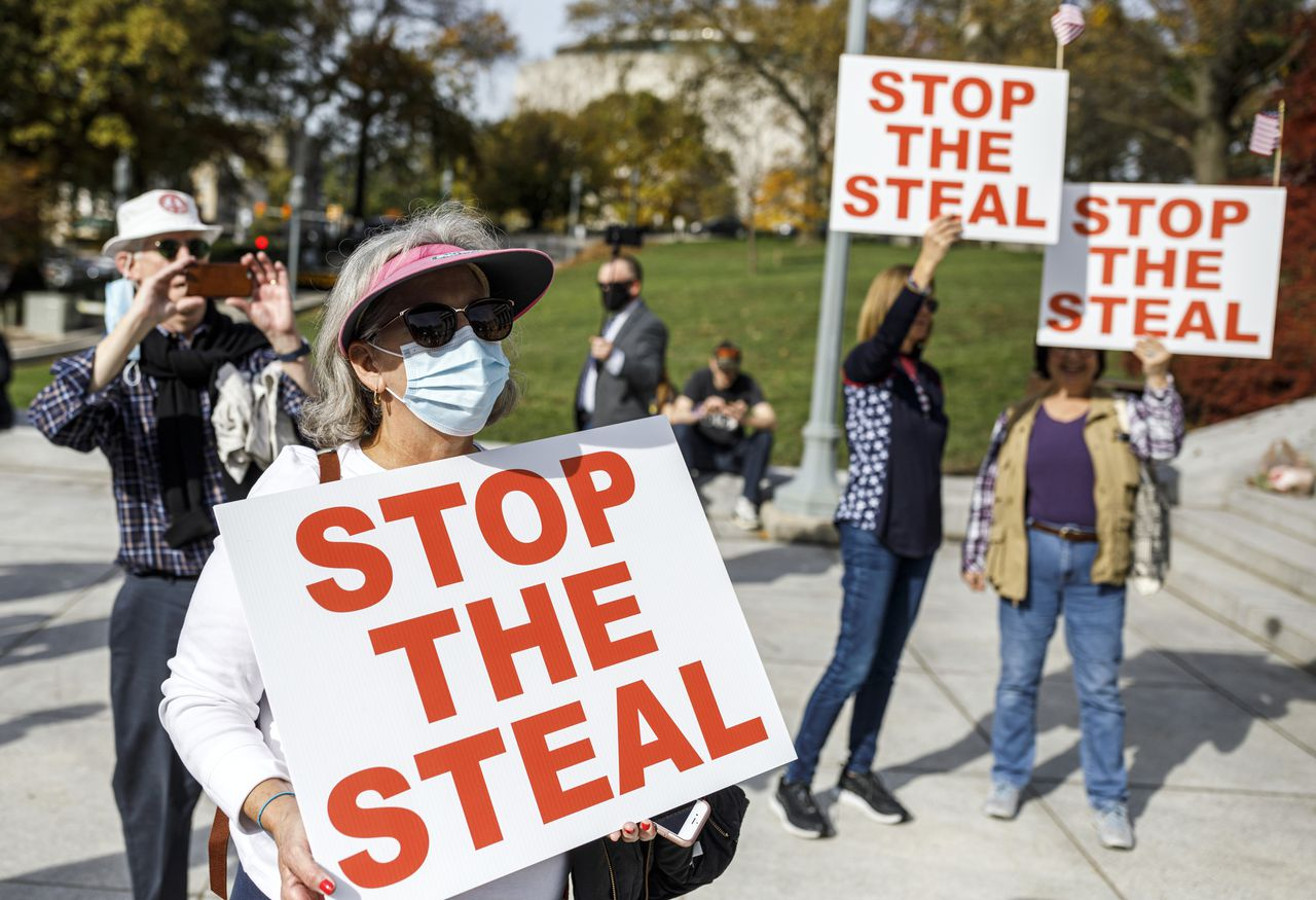 Facebook bans day-old 'Stop the Steal' group for sowing ...