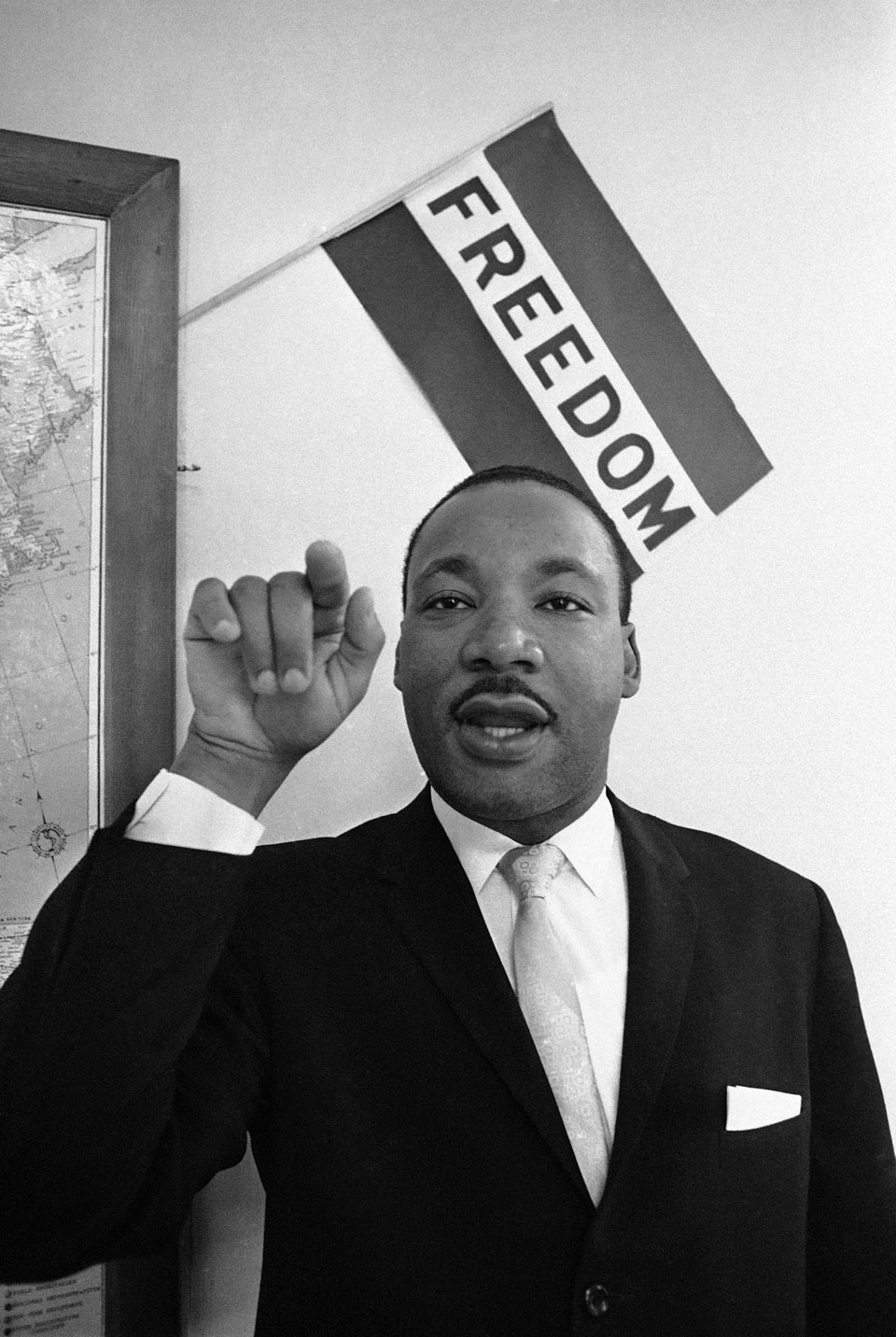 """MLK: """"There's something wrong with capitalism"""" - People's World"""