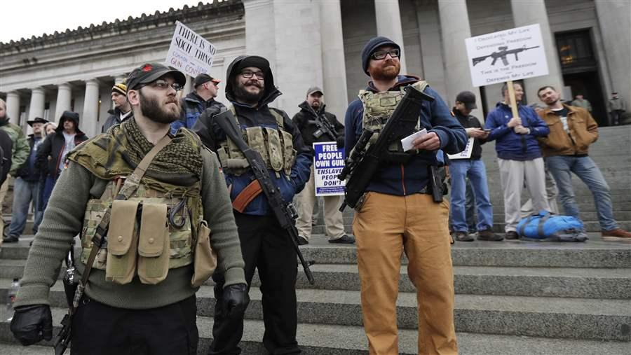 Washington State House Passes Gun Grabbing Bill…
