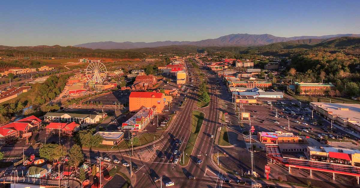 Pigeon Forge Hotels On The Parkway | PigeonForge.com