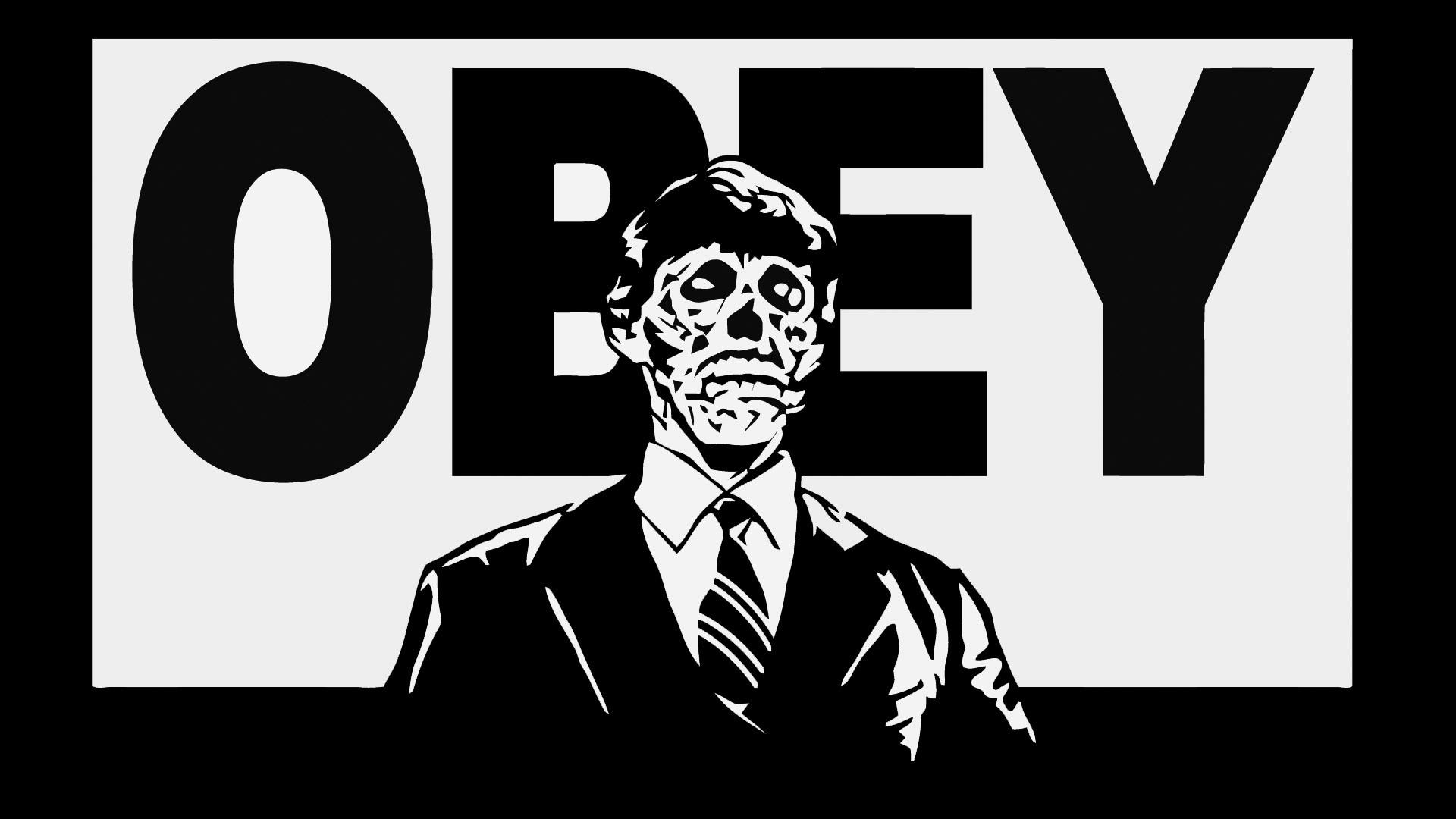 Obey Wallpaper HD   PixelsTalk.Net
