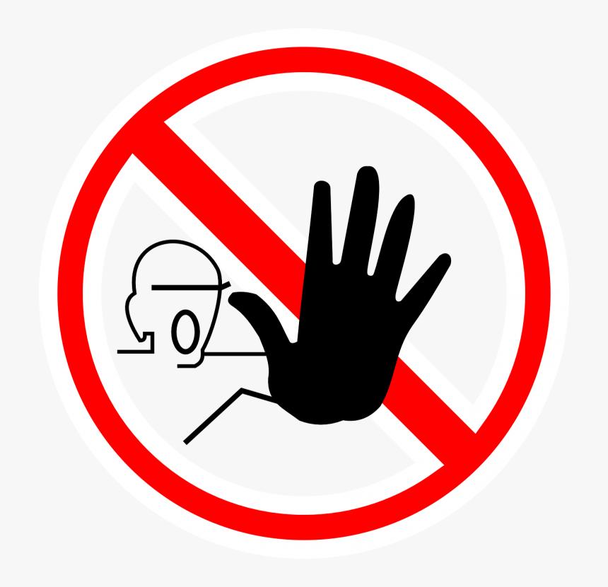 Sign, Stop, Halt, Warning, Hand, Forbidden, Symbol - Halt ...