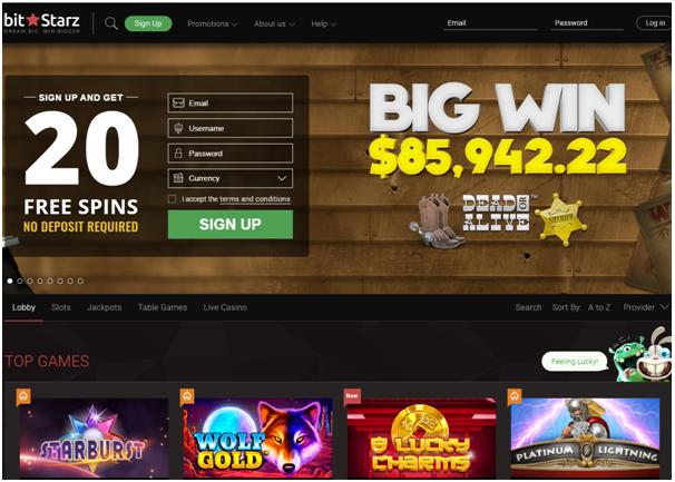 Playing for fun or for cash at Bitstarz Casino Australia