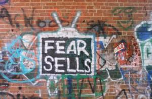 fear-sells-advertising-graffiti   POLITUSIC