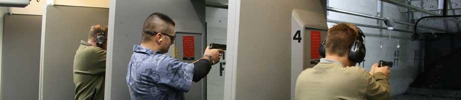 Indoor Shooting Range Baton Rouge | Precision Firearms