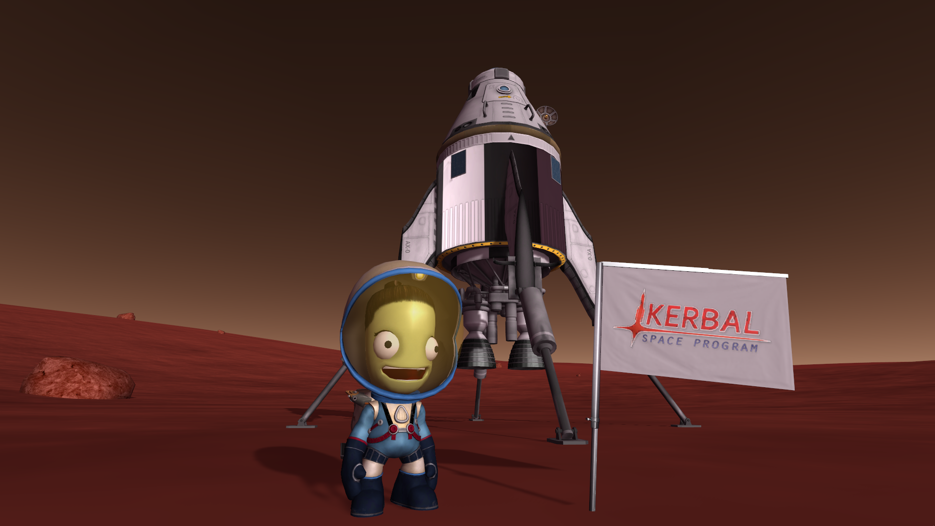 Kerbal Space Program: Making History Expansion Now ...