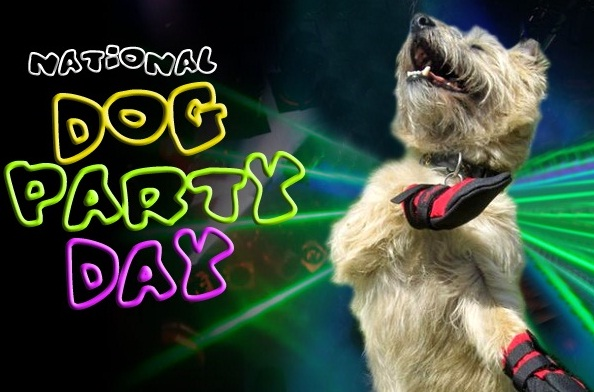 National Dog Party Day