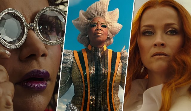 "Wrinkle in Time"" mit Reese Witherspoon, Mindy Kaling und Oprah ..."