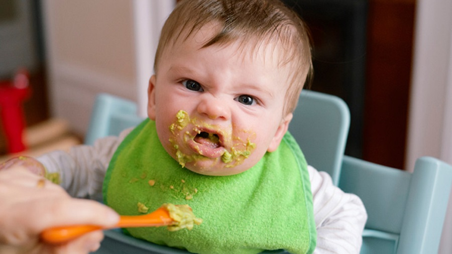 Scientists find arsenic in most baby foods