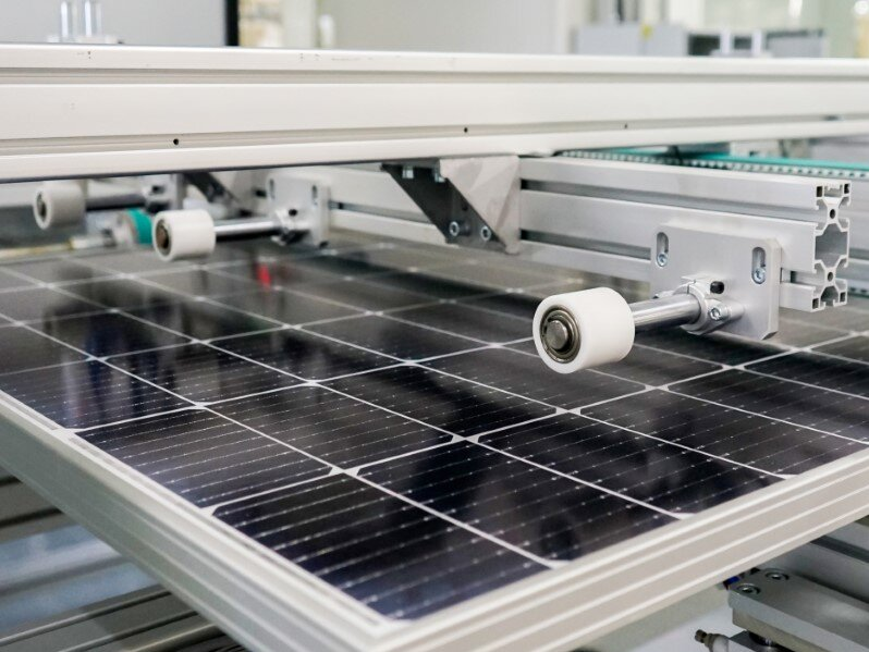 Chinese PV Industry Brief: Polysilicon, module prices ...