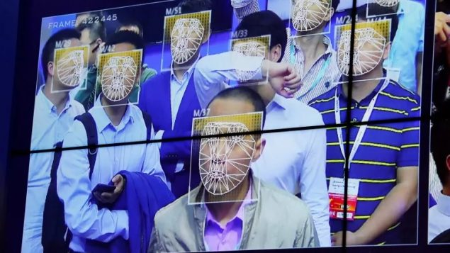 Chinese facial recognition coming to a few Canadian stores…