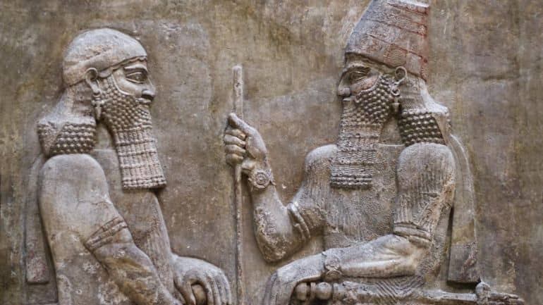 10 Major Mesopotamian Gods And Goddesses - Realm of History