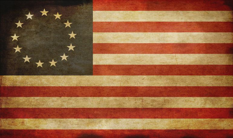 The Legend Of Betsy Ross And The History Of The American Flag