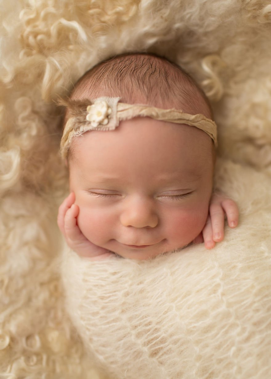 15 Awesome Pics of Smiling Babies   So Cute   Reckon Talk