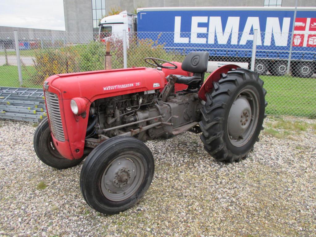 Massey Ferguson 35 Traktor / Massey Ferguson 35 Tractor ...